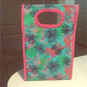 Lilly Pulitzer Lunch Tote - Dirty Shirley
